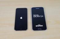 مقایسه سرعت iPhone 6 و Galaxy S5