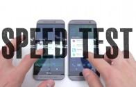 مقایسه سرعت HTC One M8 و HTC One M9 (نتایج باورنکردنی)