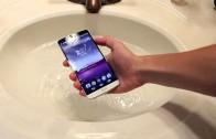 بررسی ضدآب بودن LG G3