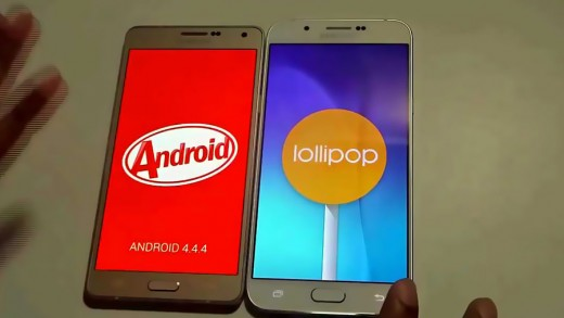 مقایسه کامل Galaxy A8 و A7 Galaxy
