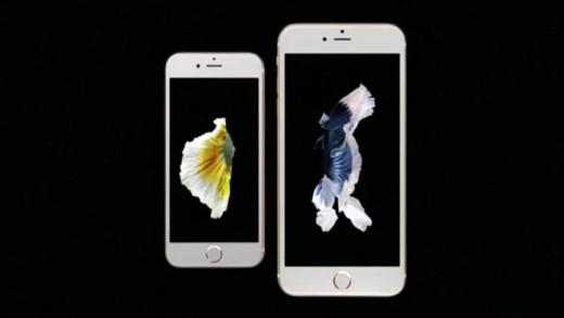 تیزر آیفون ۶ اس و ۶ اس پلاس در رویداد اپل